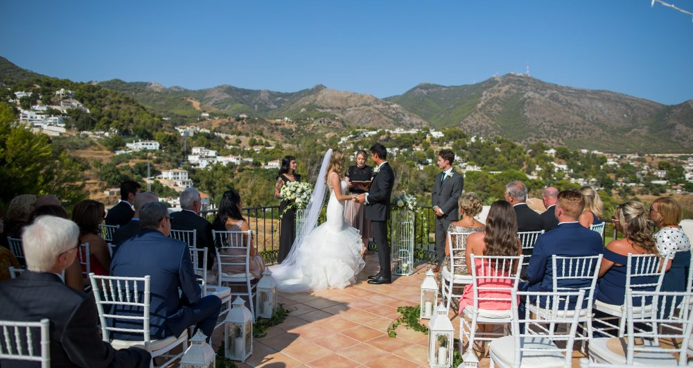Villa Weddings Mijas