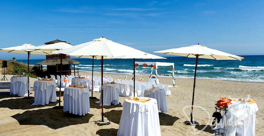 Beach Weddings In Marbella