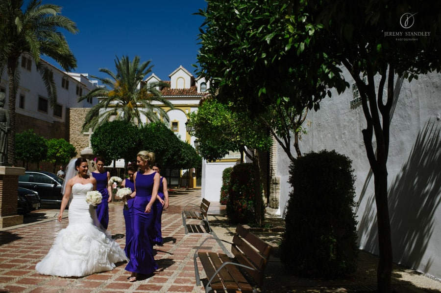 Beautiful Marbella Wedding