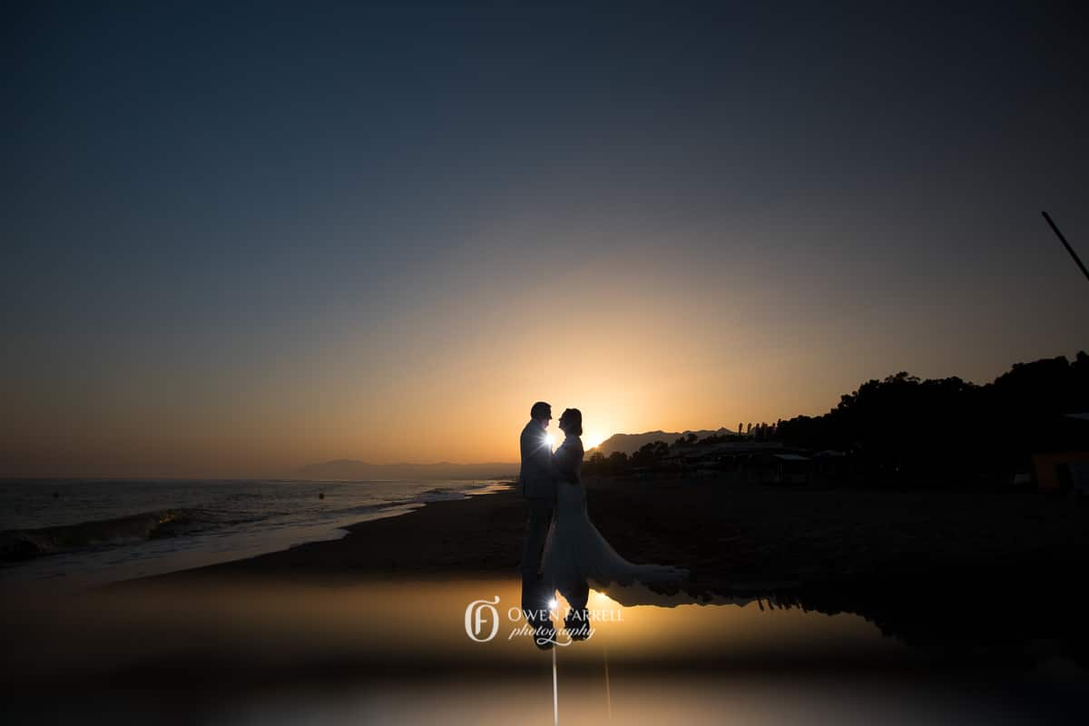 Top 5 Wedding Photographer in Marbella